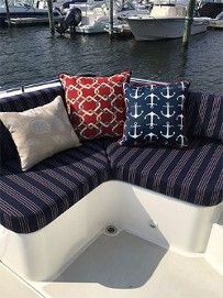 Custom Seating On Boats